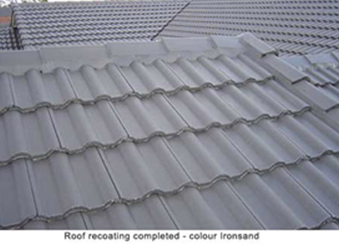 roof recoating