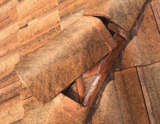 Fix Tile Roof