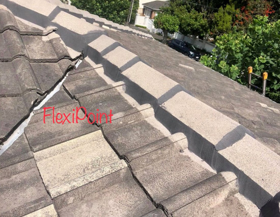 Flexipoint – Roof Pointing Mortar
