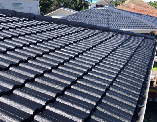 Tile Roof Coating
